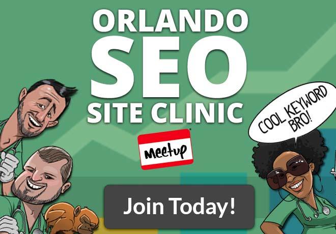 Orlando SEO Site Clinic