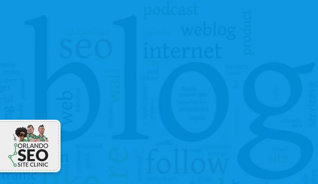 orlando small business seo tips blogging
